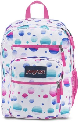 JanSport Big Student Ombre Dot 34 L Backpack(Multicolor)