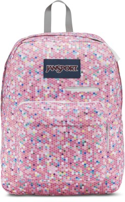 JanSport Digibreak Confetti 25 L Laptop Backpack(Multicolor)