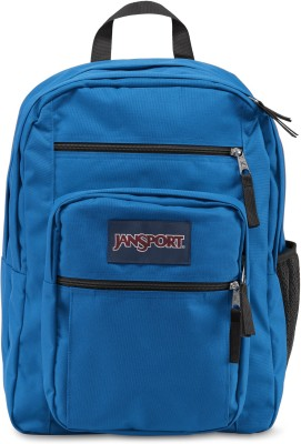 JanSport Big Student Stellar Blue 34 L Backpack(Blue)