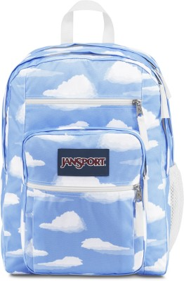 JanSport Big Student Partly Cloudy 34 L Backpack(Multicolor)
