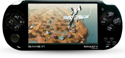 Mitashi Mitashi GameIn Smarty Pro 2.0 Handheld Game (Black) 4 GB GB with 10000 In-Built(Black)