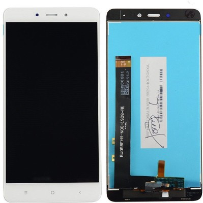 SIRIUS IPS LCD Mobile Display for Mi Redmi Note 4(With Touch Screen Digitizer, White)