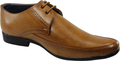 fefd750a9a7d Smoky 107 Formal Shoes Lace Up Tan Best Price in India