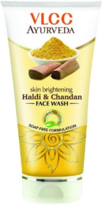 VLCC Skin Brightening Haldi and Chandan Facewash