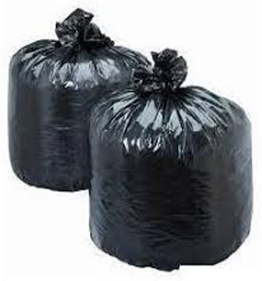 shopely trash bags small90 Small 3 L Garbage Bag(Pack of 90)