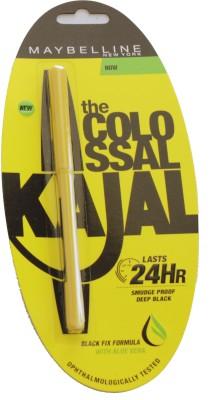 Maybelline Colossal kajal 0.35 g(Yellow)