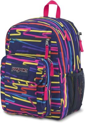JanSport Digital Student Ribbons 34 L Laptop Backpack(Multicolor)