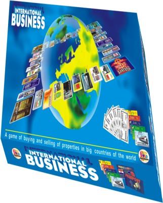 Ekta International Business Board Game Family Game Board Game