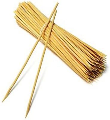 shopely Disposable Bamboo Roast Fork Pack of 1 shopely Forks