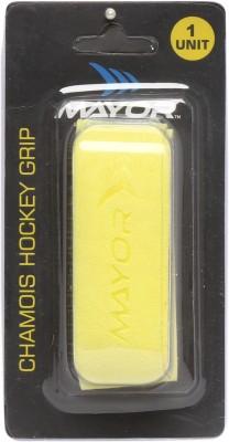Mayor Chamois Hockey Towel Grip Yellow, Pack of 1