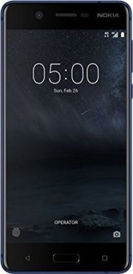 Nokia 5  Tempered Blue, 16  GB  2  GB RAM