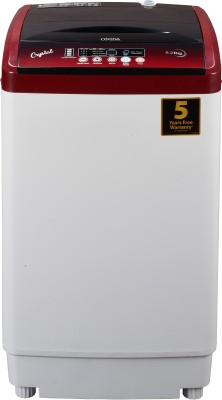 Onida 6.2 kg Fully Automatic Top Load Washing Machine Red, White(T62CRD) (Onida)  Buy Online