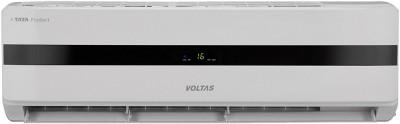 Voltas 1.4 Ton 5 Star BEE Rating 2017 Split AC  - White(SAC 175 IY, Aluminium Condenser)