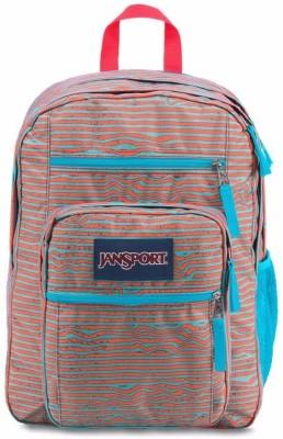 JanSport Big Student Disruption 34 L Backpack(Multicolor)