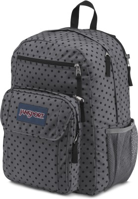 JanSport Digital Student Black Dot O Rama 34 L Laptop Backpack(Multicolor)