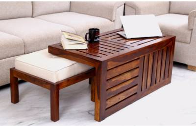 Coffee Table Collection - From ₹1,599 Glass, Solid Wood & More