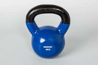 Technix VINYL kettlebells - 8Kg Fixed Weight Dumbbell(8 kg)  available at flipkart for Rs.2560