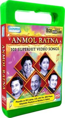 101 Anmol Ratna 8 GB USB Pendrive(DVD Hindi)  available at flipkart for Rs.699