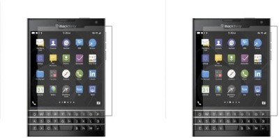 ROBMOB Tempered Glass Guard for Blackberry Passport(Pack of 2)