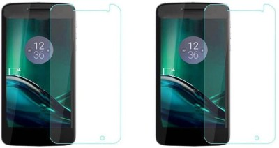 ROBMOB Tempered Glass Guard for Motorola Moto G4 Play(Pack of 2)