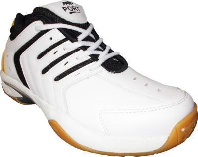 Port SupperSpark Badminton Shoes For Men(Multicolor