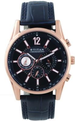 Titan 9322WL05 Classique Analog Watch For Men