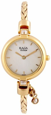 Titan 2584YAA Raga Espana Analog Watch For Women