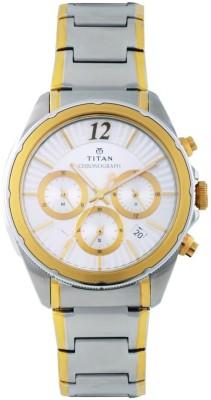 Titan 1748BM01 Regalia Sovereign Analog Watch For Men