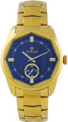 Titan 1749YM01 Regalia Sovereign Analog Watch For Men