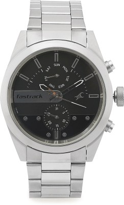 Fastrack 3165SM01  Analog Watch For Men