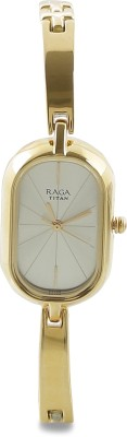 Titan 2577YM01 Raga Analog Watch For Unisex