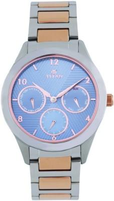 Titan 2570KM02 Neo Analog Watch For Women