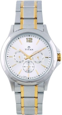 Titan 1698BM01 Neo Analog Watch For Men