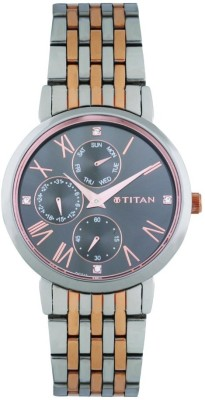 Titan 2569KM03 Neo Analog Watch For Women