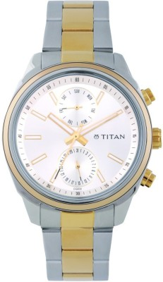 Titan 1733BM01 Neo Analog Watch For Men