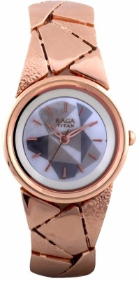 Titan 2583WAA Raga Espana Analog Watch For Women
