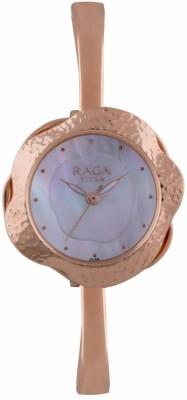 Titan 95057WM01F Raga Espana Analog Watch For Women