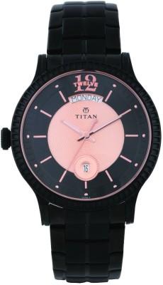 Titan 1751NM01 Regalia Sovereign Analog Watch For Men