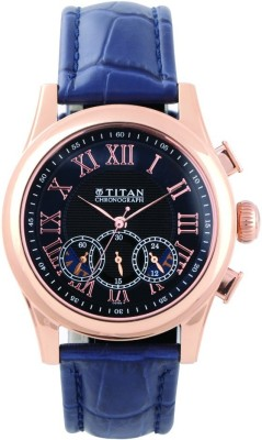 Titan 1562WL02 Classique Analog Watch For Men