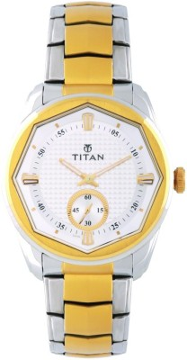 Titan 1749BM01 Regalia Sovereign Analog Watch For Men