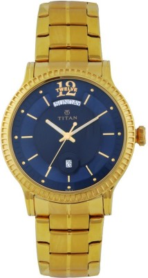 Titan 1751YM01 Regalia Sovereign Analog Watch For Men