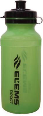ELEMS Beast 600 ml Sipper  (Pack of 1, Green, Plastic)