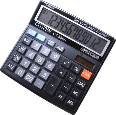 Citizen Basic Calculator CT-555N Basic Calculator(12 Digit)