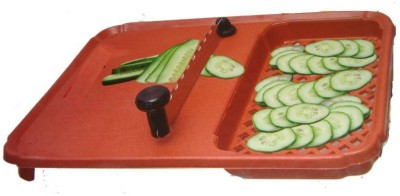 Shoppernation Feasible Cut And Wash Board Plastic Cutting Board(Pack of 1)  available at flipkart for Rs.185