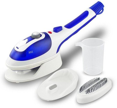 Benison India ™Upgraded Version Home & Traval Protable Handheld Garment Steamer 5 in 1,Fast Heat-up Powerful Travel Garment Clothes Steamer Steam Iron(Multicolor)  available at flipkart for Rs.1899