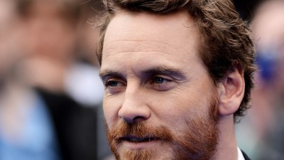 michael fassbender 2015 actor beard look on LARGE PRINT 36X24 INCHES Photographic Paper(36 inch X 24 inch, Rolled)