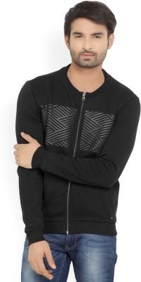 Arrow New York Full Sleeve Applique Men's Sweatshirt