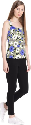 United Colors of Benetton Casual Sleeveless Printed Women Multicolor Top