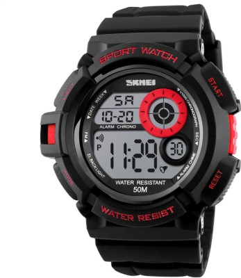 Skmei 1222- BLU Sports Digital Watch For Boys