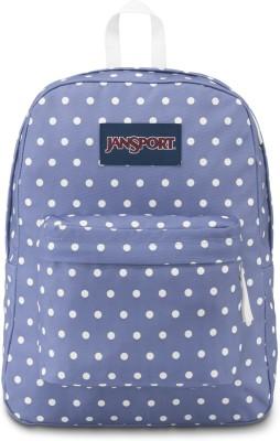 JanSport Superbreak 25 L Backpack(Purple)
